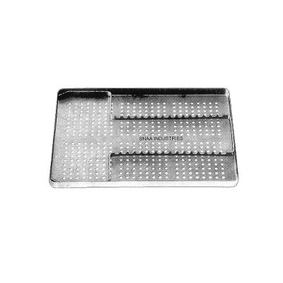 Perforated Base for Instruments Tray