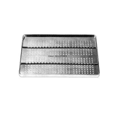 Base for Perforated Tray, 23 Instruments