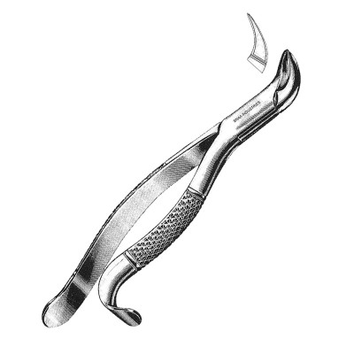 Tooth Extracting Forceps American Pattern fig.16 s
