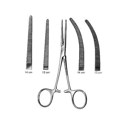 Pean Haemostatic Forceps