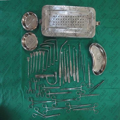 Tonsillectomy Set