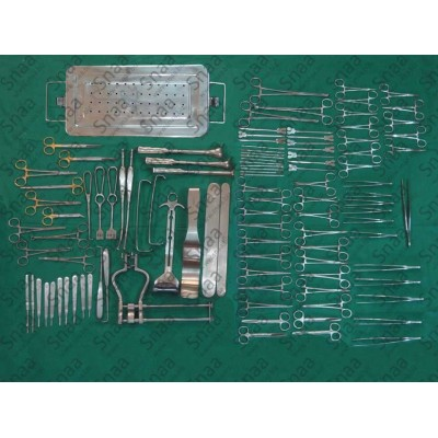 Major Surgical Set